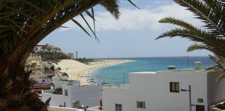 La mia vacanza sulle spiagge Fuerteventura