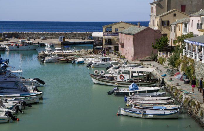 tour alla scoperta della Corsica